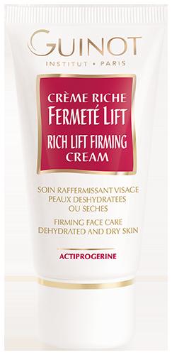 Crème riche fermeté lift Guinot - Institut Art Of Beauty