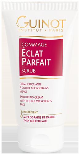 Gommage éclat parfait Guinot - Institut Art Of Beauty