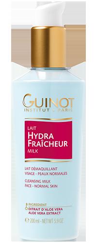 Lait Hydra Fraicheur Guinot - Institut Art Of Beauty